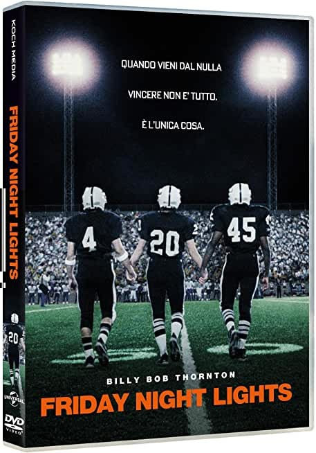 FRIDAY NIGHT LIGHTS (DVD)