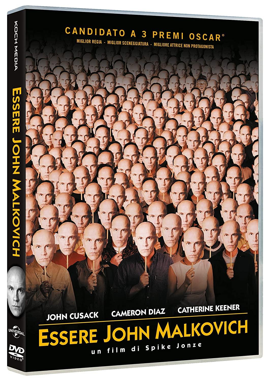 ESSERE JOHN MALKOVICH (DVD)