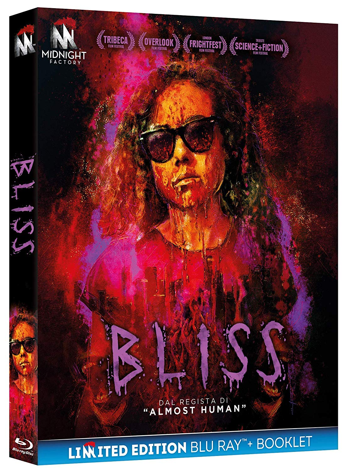 BLISS (LTD) (BLU-RAY+BOOKLET)
