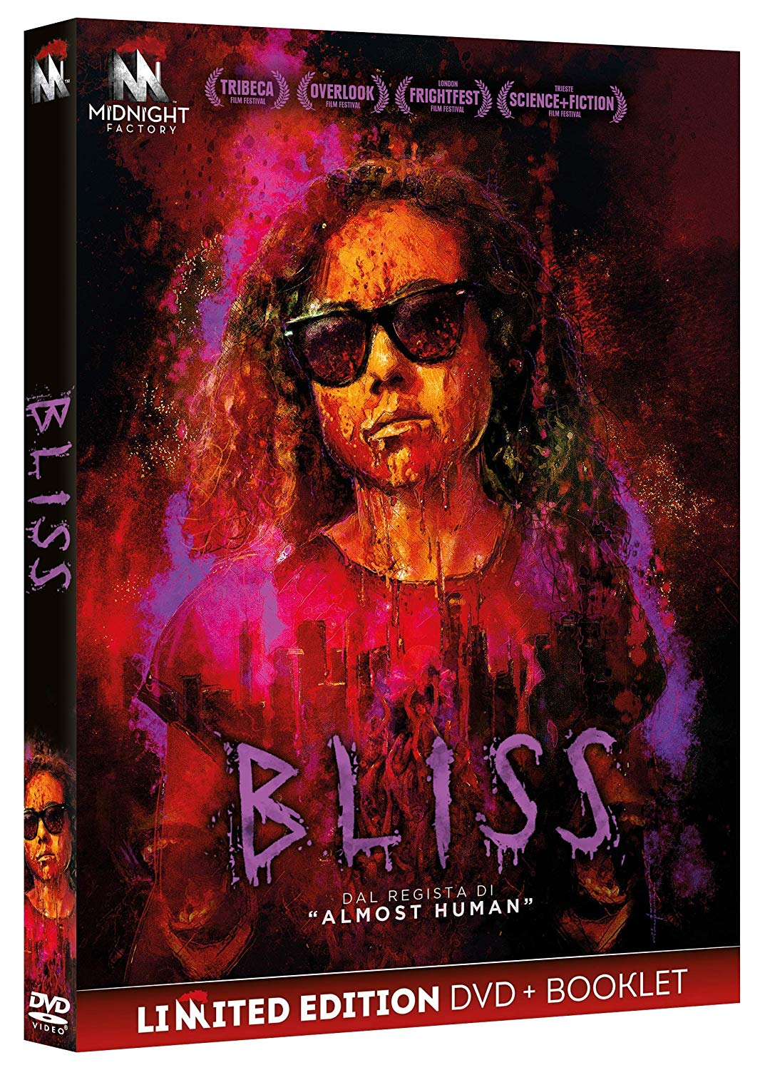 BLISS (LTD) (DVD+BOOKLET) (DVD)