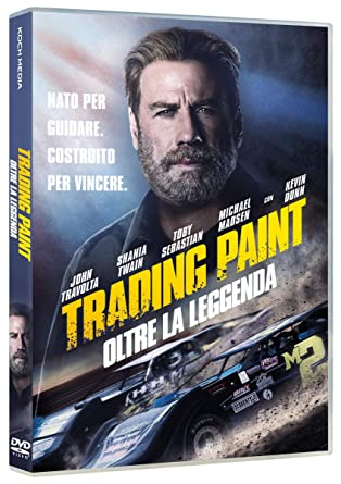TRADING PAINT - OLTRE LA LEGGENDA (DVD)