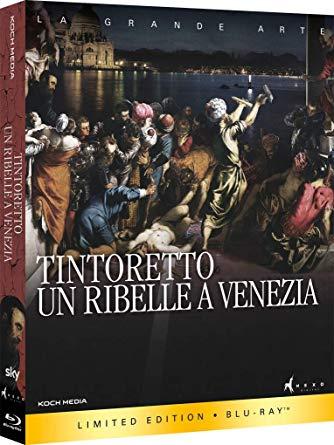 TINTORETTO - UN RIBELLE A VENEZIA (DVD)