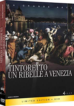 TINTORETTO - UN RIBELLE A VENEZIA - BLU RAY