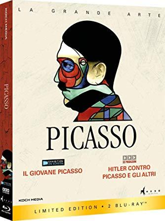 COF.PICASSO (2 BLU-RAY)