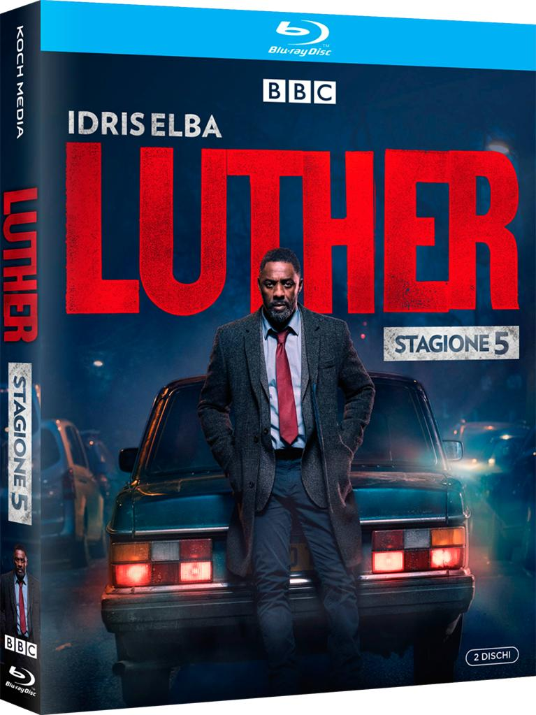 COF.LUTHER - STAGIONE 05 (2 BLU-RAY)