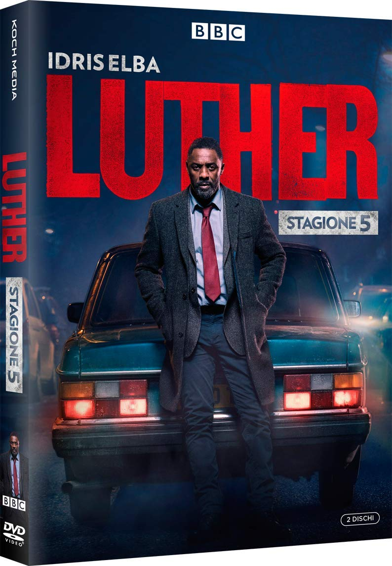 COF.LUTHER - STAGIONE 05 (2 DVD) (DVD)