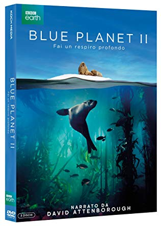 COF.BLUE PLANET II (3 DVD) (DVD)