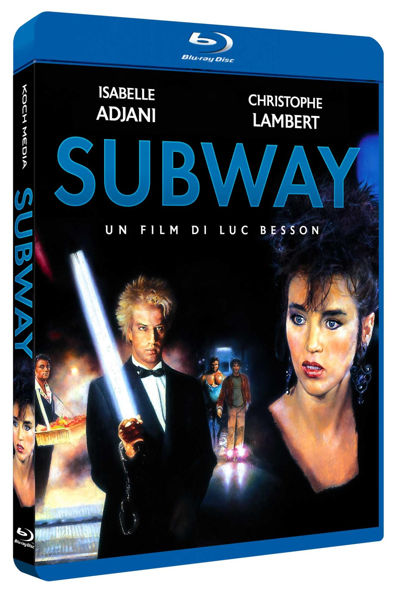 SUBWAY - BLU RAY