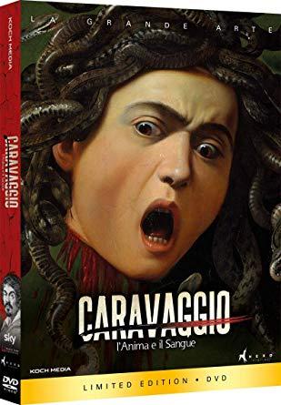 CARAVAGGIO - L'ANIMA E IL SANGUE (DVD)