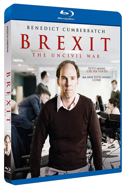 BREXIT - THE UNCIVIL WAR - BLU RAY
