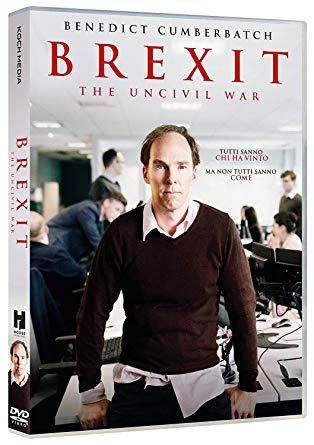 BREXIT - THE UNCIVIL WAR (DVD)