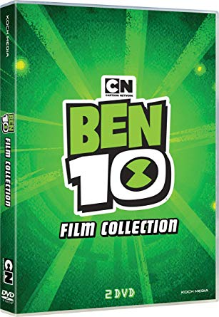 COF.BEN 10 FILM COLLECTION (2 DVD) (DVD)