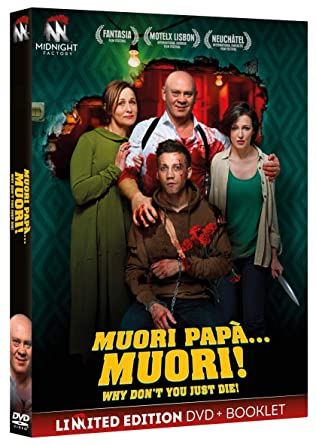 MUORI PAPA' MUORI! (LTD) (BLU-RAY+BOOKLET)