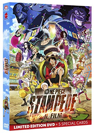 ONE PIECE STAMPEDE - IL FILM (COLLECTORS EDITION) (DVD)