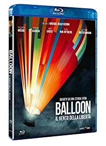 BALLOON - IL VENTO DELLA LIBERTA' - BLU RAY