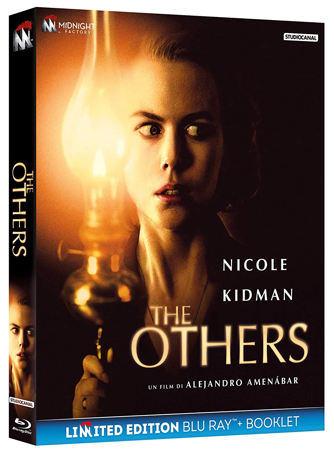THE OTHERS (BLU-RAY+BOOKLET)
