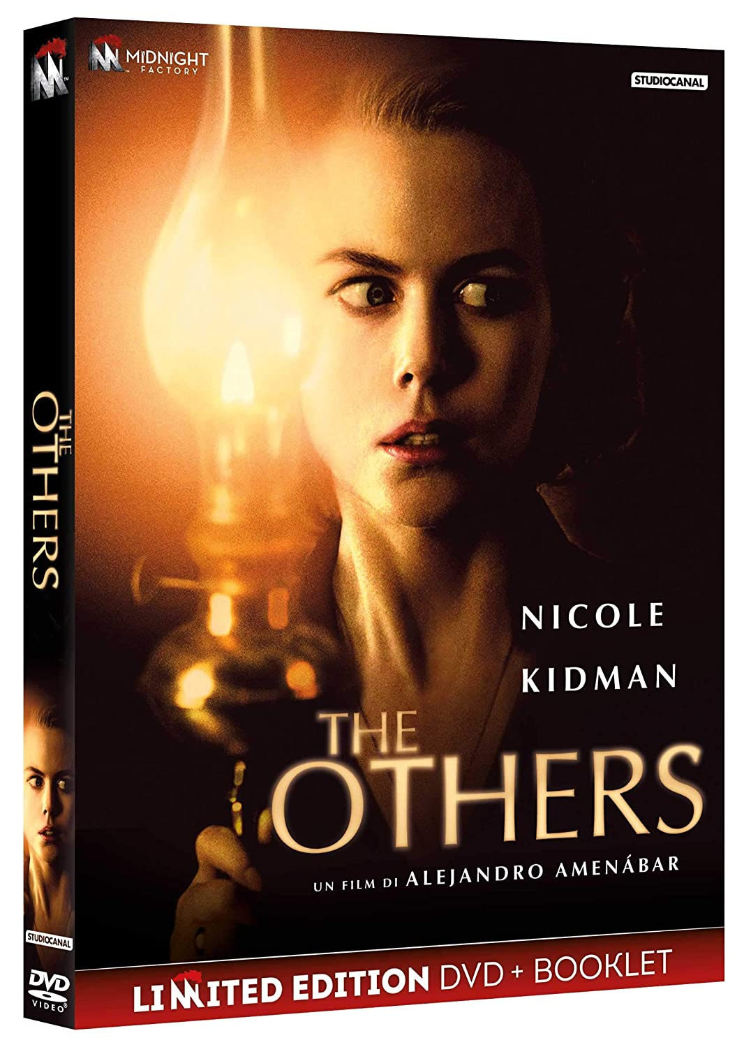 THE OTHERS (DVD+BOOKLET) (DVD)