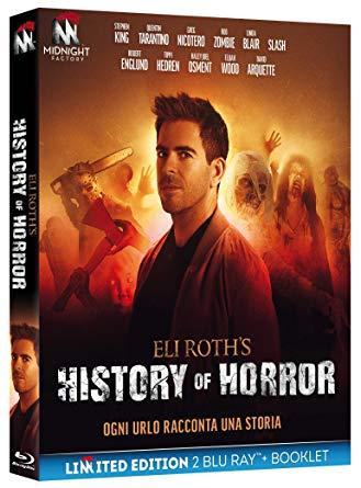 COF.ELI ROTH'S HISTORY OF HORROR (2 BLU-RAY)