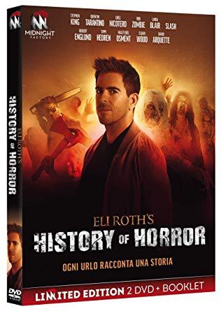 COF.ELI ROTH'S HISTORY OF HORROR (3 DVD) (DVD)