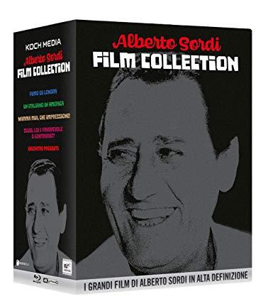 COF.ALBERTO SORDI FILM COLLECTION (5 HD+5 BLU-RAY)
