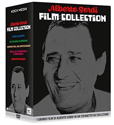 COF.ALBERTO SORDI FILM COLLECTION (5 DVD) (DVD)