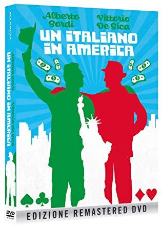 SORDI - UN ITALIANO IN AMERICA (DVD)