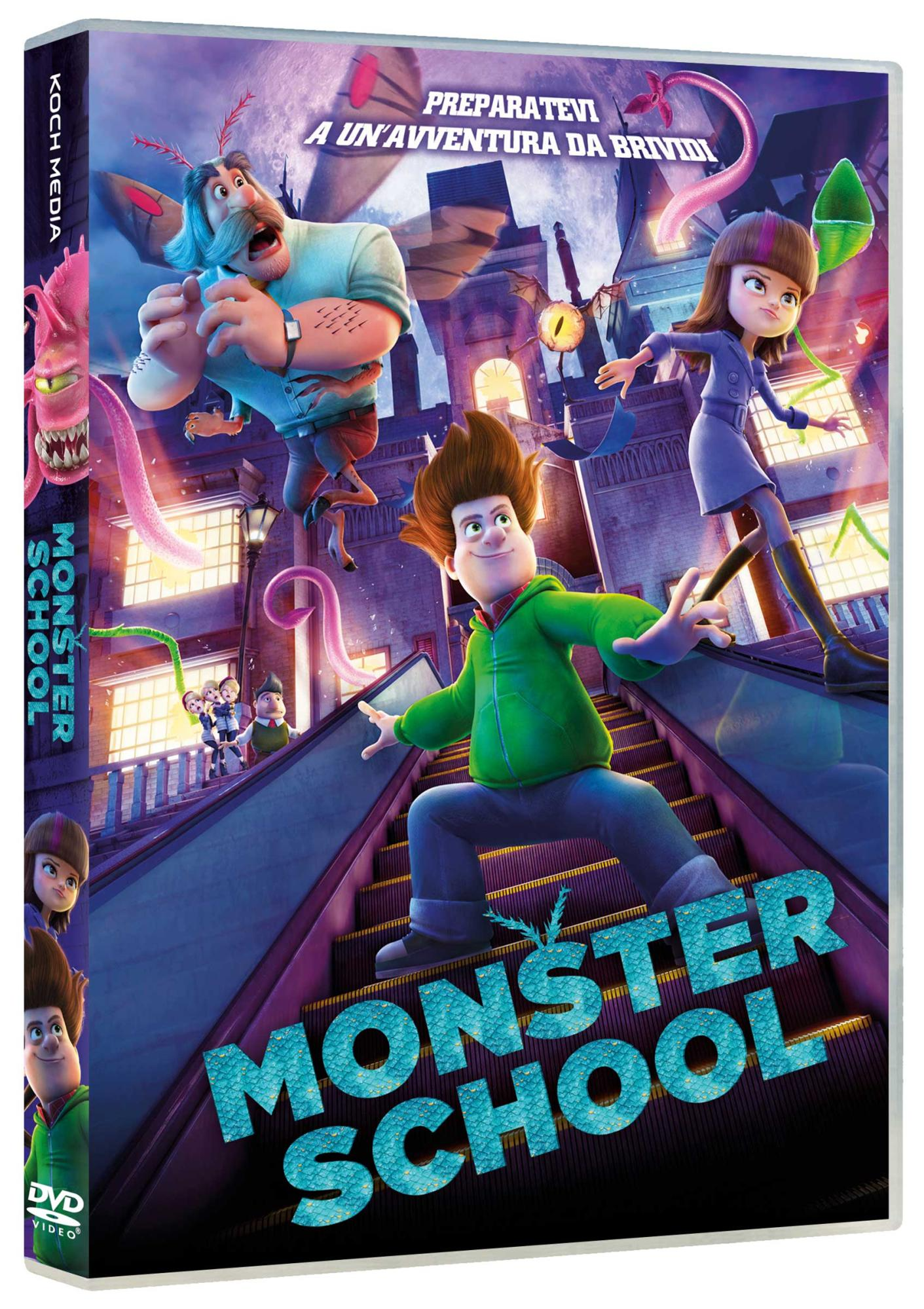 MONSTER SCHOOL - 2020 (DVD)