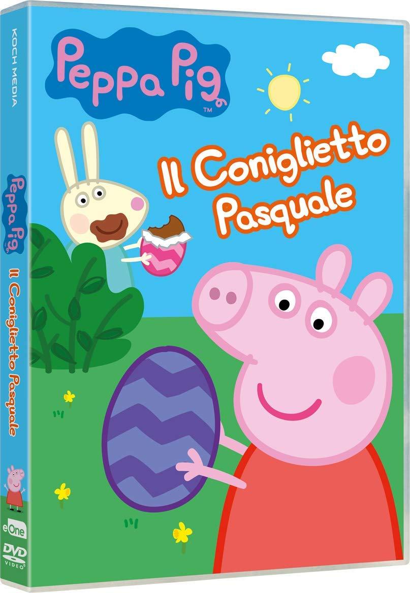 PEPPA PIG - IL CONIGLIETTO PASQUALE (DVD)