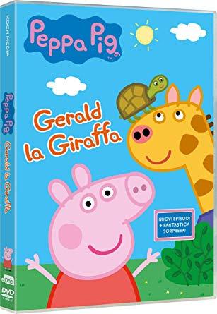 PEPPA PIG - GERALD LA GIRAFFA (DVD)