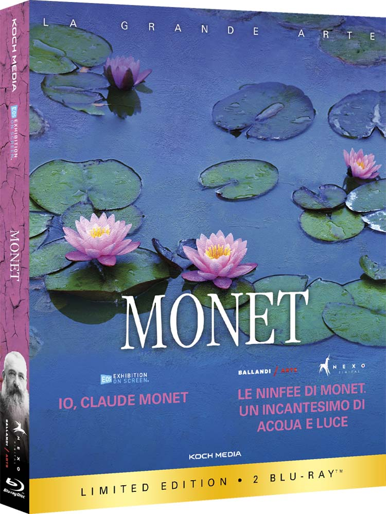COF.MONET (2 BLU-RAY)