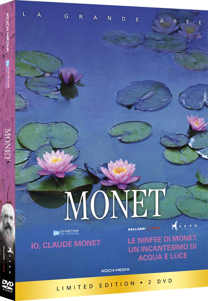 COF.MONET (2 DVD) (DVD)