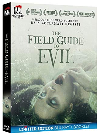 THE FIELD GUIDE TO EVIL (LTD) (BLU-RAY+BOOKLET)