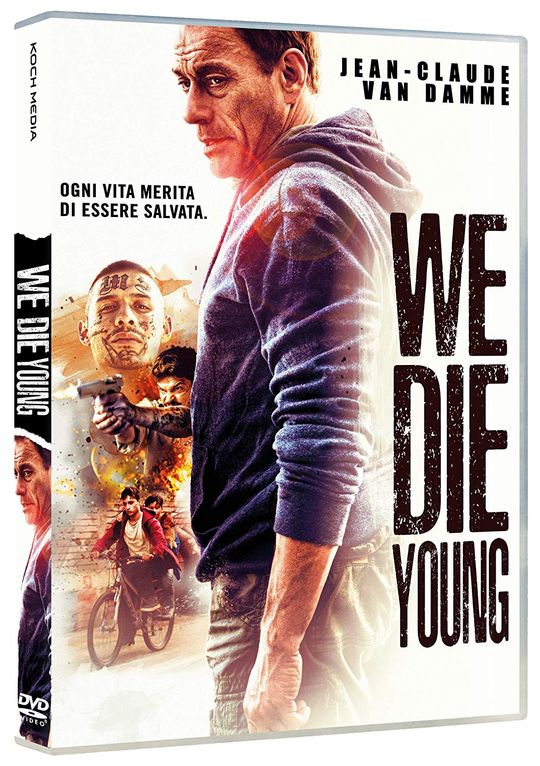 WE DIE YOUNG (DVD)