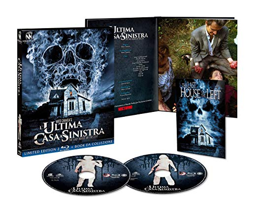 COF.L'ULTIMA CASA A SINISTRA (LTD) (2 BLU-RAY+BOOKLET)