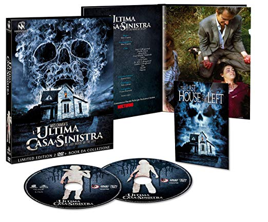 COF.L'ULTIMA CASA A SINISTRA (LTD) (2 DVD+BOOKLET) (DVD)