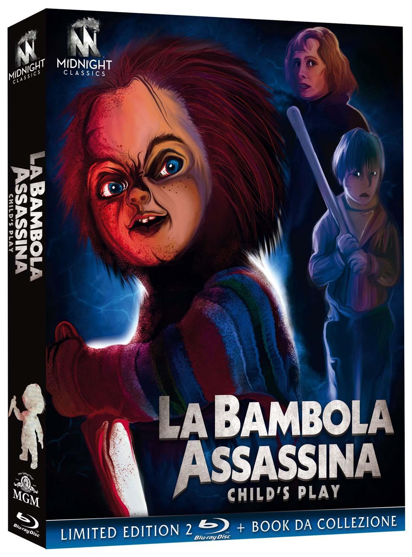 COF.LA BAMBOLA ASSASSINA (1988) (LTD EDITION) (3 BLU-RAY+BOOKLET