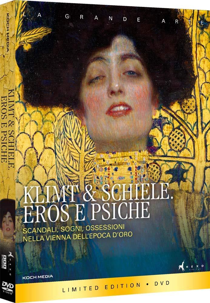 KLIMT E SCHIELE - EROS E PSICHE (DVD)