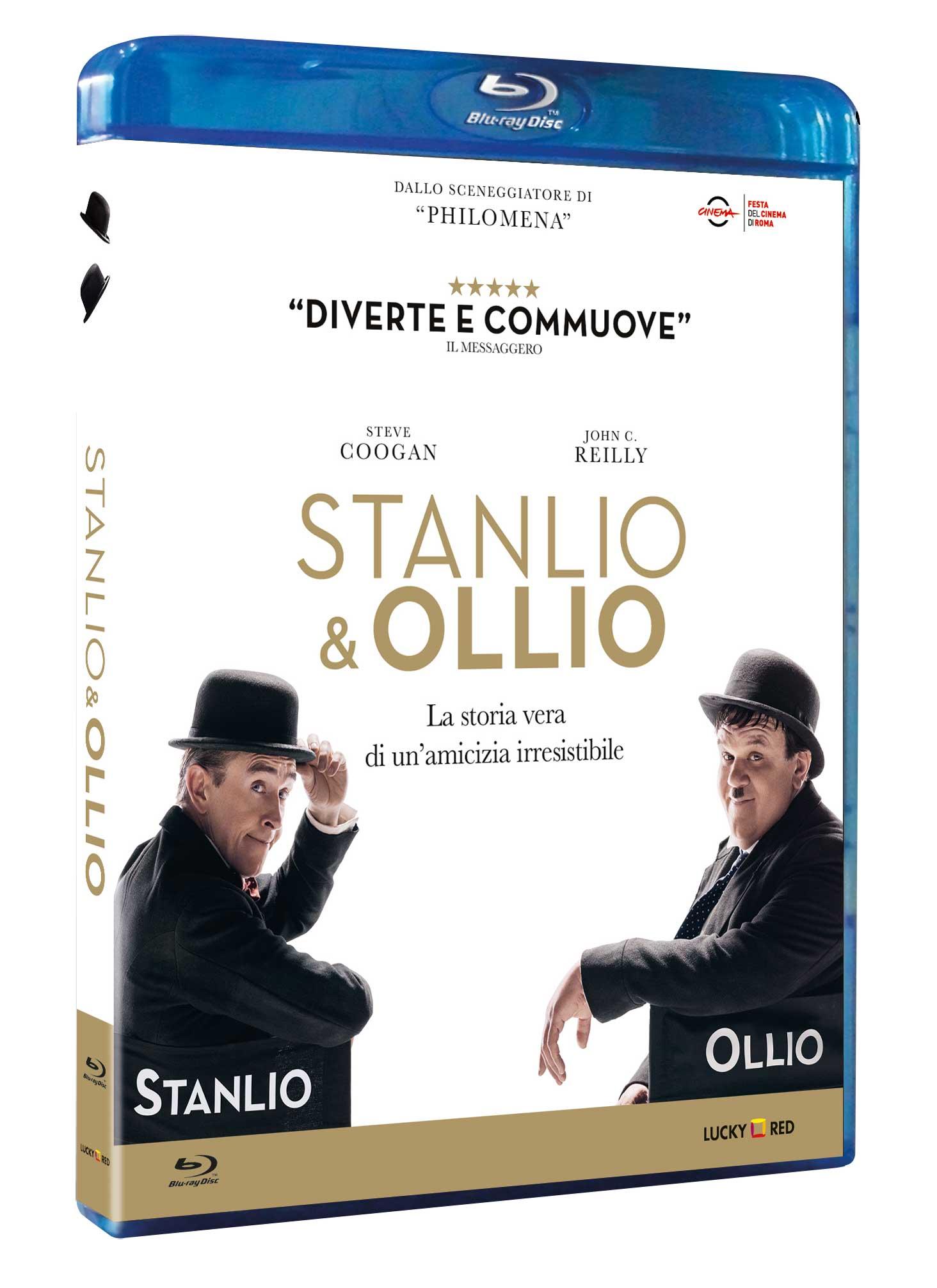STANLIO E OLLIO - IL FILM - 2018 - BLU RAY