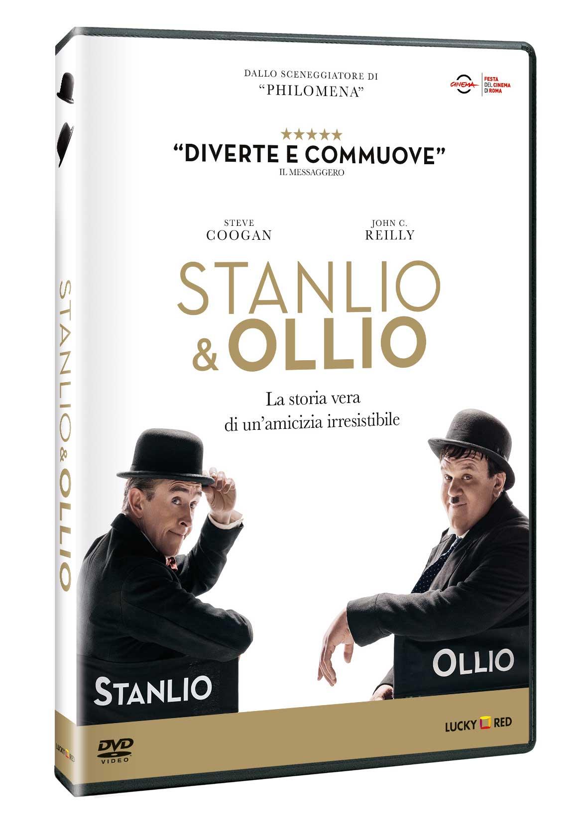 STANLIO E OLLIO - IL FILM - 2018 (DVD)