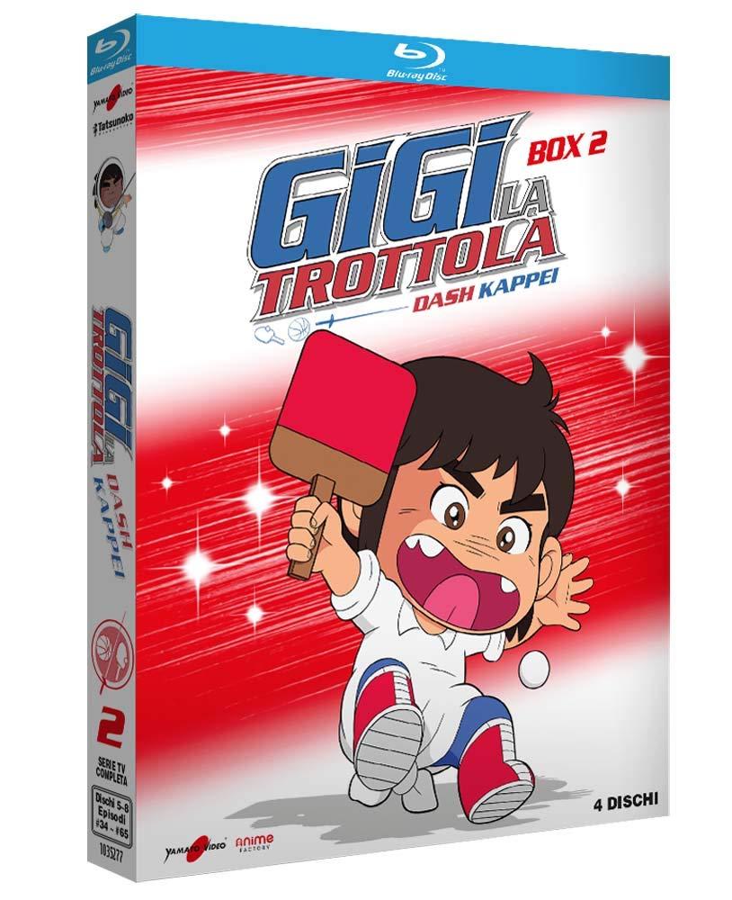 COF.GIGI LA TROTTOLA #02 (4 BLU-RAY)