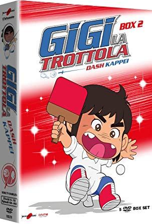 COF.GIGI LA TROTTOLA #02 (5 DVD) (DVD)
