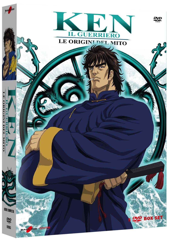 COF.KEN IL GUERRIERO - LE ORIGINI DEL MITO (5 DVD) (DVD)