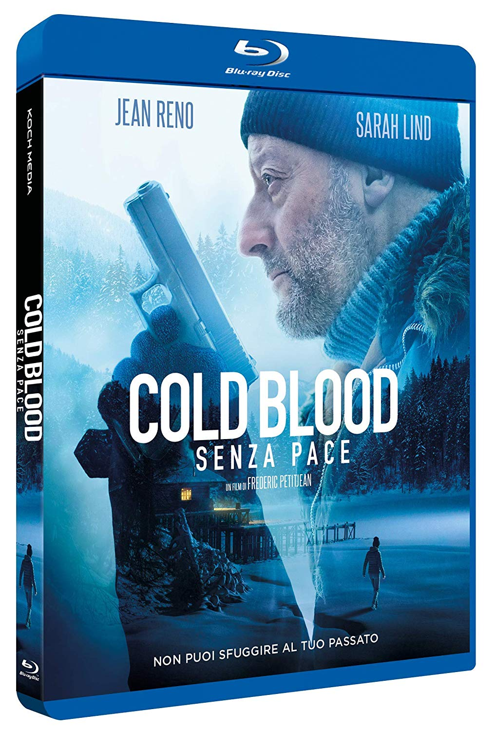 COLD BLOOD - SENZA PACE - BLU RAY
