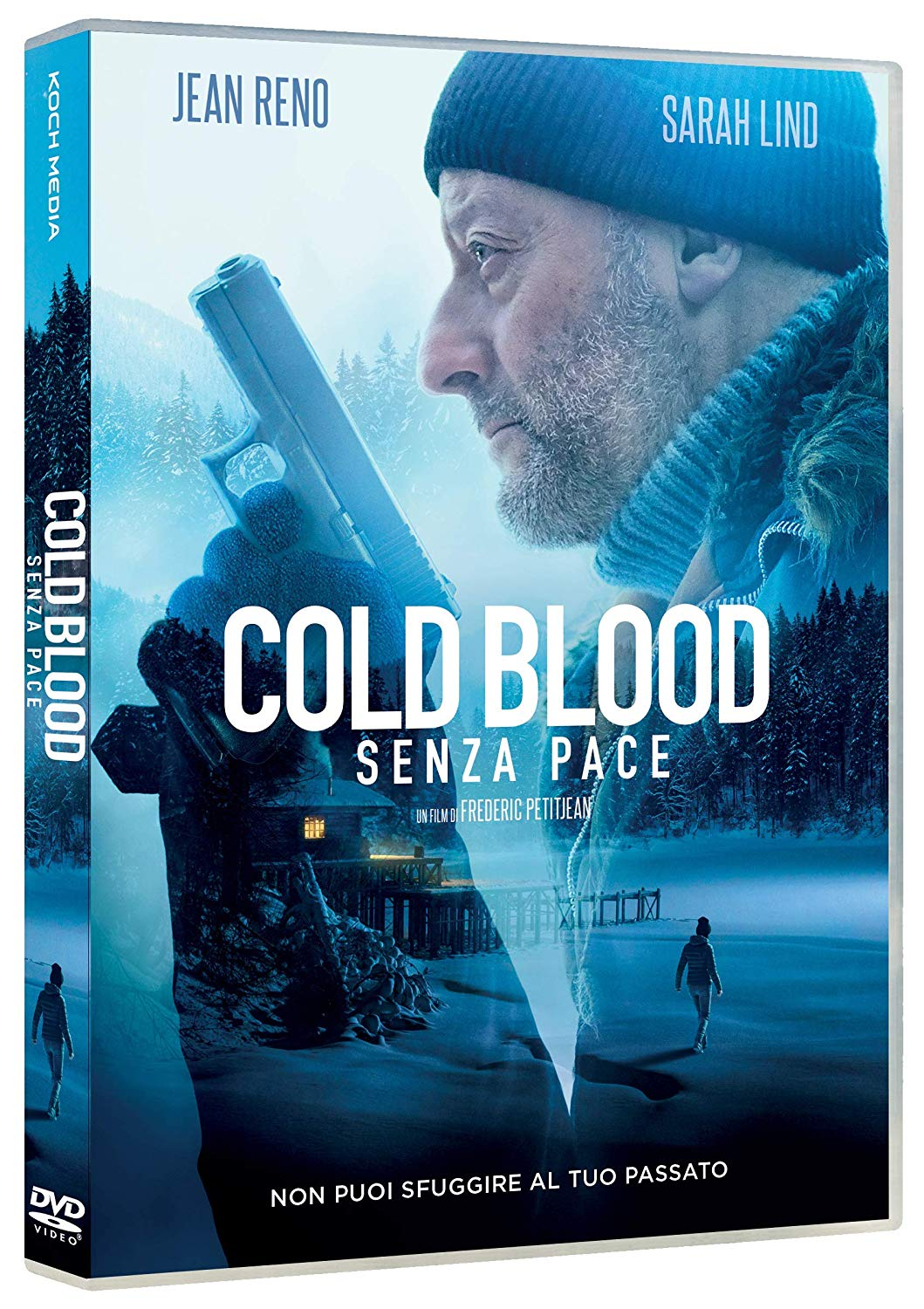 COLD BLOOD - SENZA PACE (DVD)