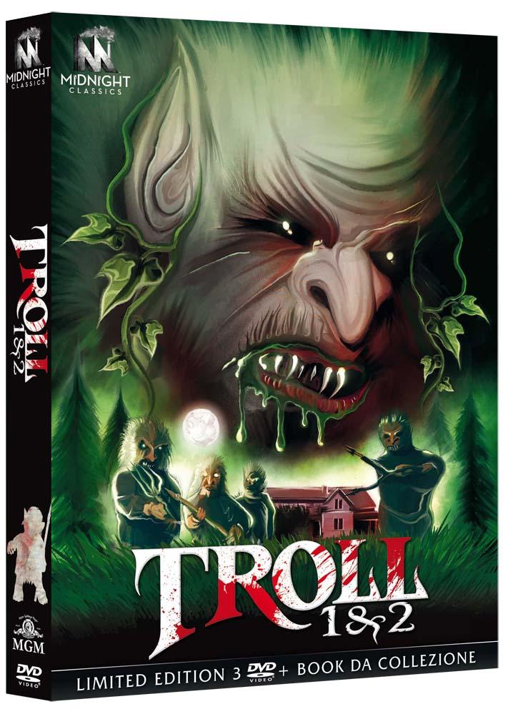 COF.TROLL COLLECTION (EDIZIONE LIMITATA) (3 DVD+BOOKLET) (DVD)