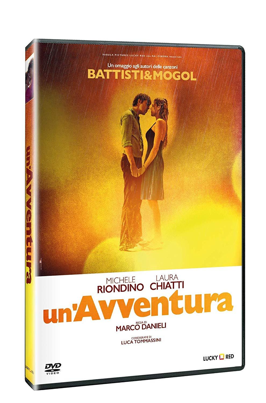 UN'AVVENTURA (DVD)