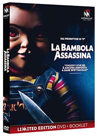 COF.LA BAMBOLA ASSASSINA (DVD+BOOKLET) 2019 (DVD)
