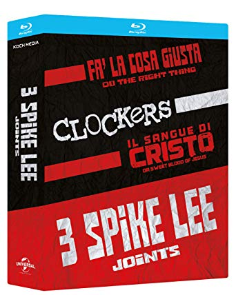 COF.SPIKE LEE COLLECTION (3 BLU-RAY)