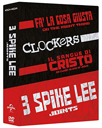 COF.SPIKE LEE COLLECTION (3 DVD ) (DVD)