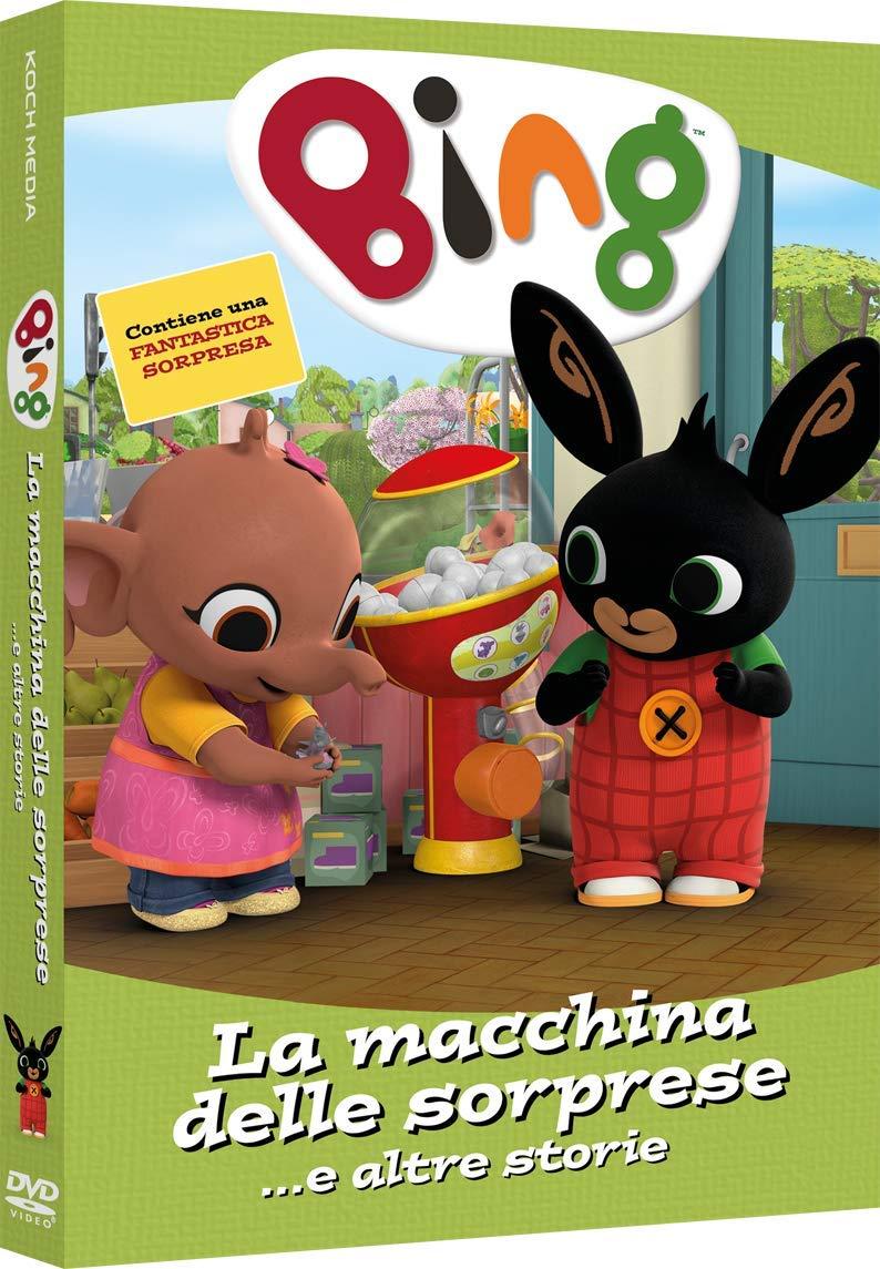 BING - LA MACCHINA DELLE SORPRESE (DVD)